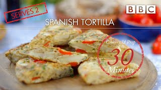 Spanish Tortilla by Mary Berry - BBC One - BBC