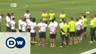 Germany takes practice lap in Switzerland | DW News - DEUTSCHEWELLEENGLISH