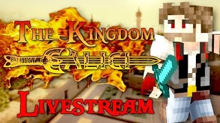 Thumbnail van CALICI HERBOUWEN NA DE OORLOG! - Minecraft: The Kingdom Calici (Livestream)