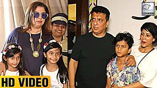 Sajid Nadiadwala's Son's Lavish Birthday Party Full Video | LehrenTV