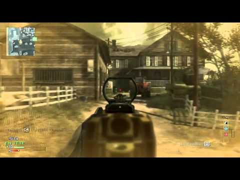 [VORTEX] Découverte Call of duty: Modern Warfare 3 DLC-6 (MW3 Map pack)