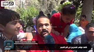 بالفيديو.. شم النسيم بحديقة الحيوان يُظهر مواهب المصريين المدفونة