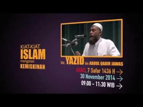 Promo Kajian Ust Yazid Jawas - Bandung