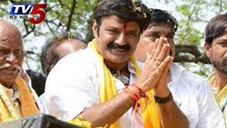 Balakrishna Campaign in Hindupur - TV5NEWSCHANNEL