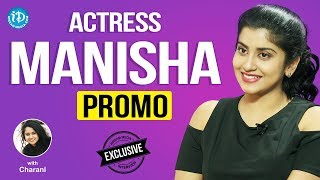 2 Countries Actress Manisha Raj Interview - Promo || Talking Movies With iDream - IDREAMMOVIES