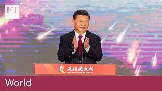 Xi Jinping opens Hong Kong-Zhuhai-Macau bridge - FINANCIALTIMESVIDEOS