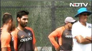 भारत और पाकिस्तान के बीच महा मुकाबला आज, देखें खास बातचीत - NDTVINDIA