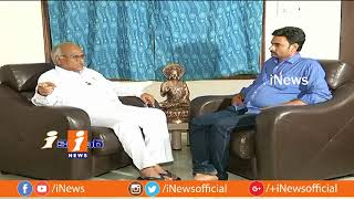 TDP MP Kanakamedala Ravindra Kumar Exclusive Interview | iCounter | iNews - INEWS
