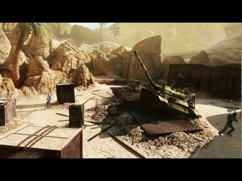 UNCHARTED 3: Drake's Deception - Flashback Map Pack #2