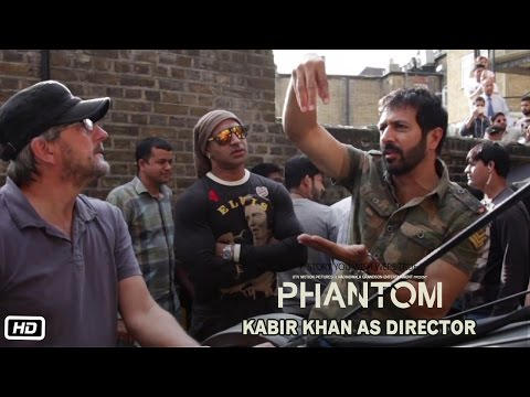 Phantom - Kabir Khan as Director