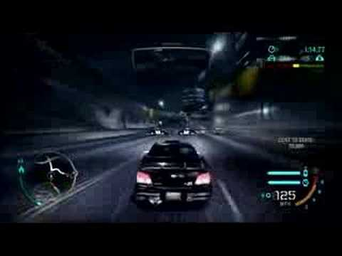 Need for Speed CARBON Evade Cops