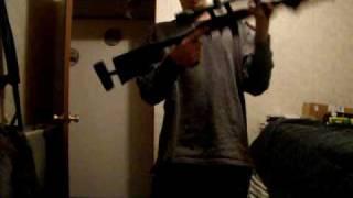 Mossberg 702 Review Custom Stock Youtube