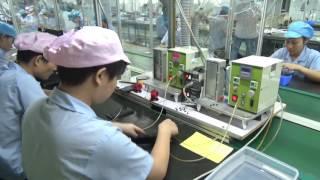 Производство защищенных телефонов Nomu. Без монтажа