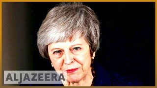 🇬🇧Embattled British PM Theresa May in Brussels for EU summit | Al Jazeera English - ALJAZEERAENGLISH