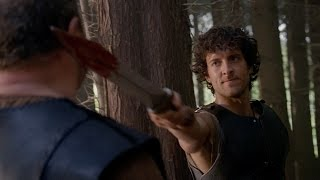 Jason and Hercules face off - Atlantis: Series 2 Episode 10 Preview - BBC One - BBC