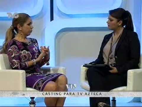 Entrevista con Rocío Sánchez Azuara en Galería VIP