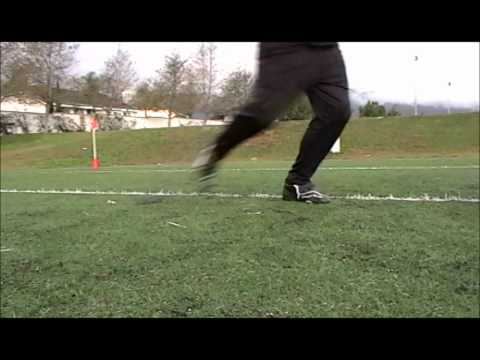 """Ronaldinho Gaucho """"Hocus Pocus"""" football soccer trick"""