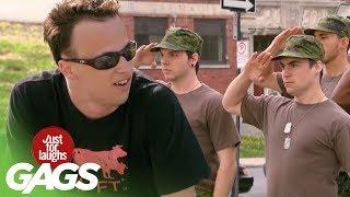 Gay Army Prank JustForLaughsTV 808,923 views 1 year ago ...