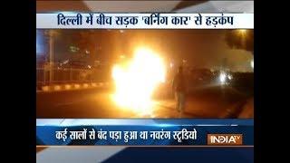 Major fire incidents in Delhi, Mumbai - INDIATV