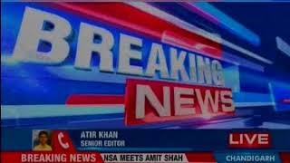 NSA Ajit Doval meets BJP Chief Amit Shah at his residence - NEWSXLIVE