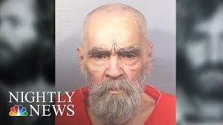 Charles Manson, Infamous Cult Leader, Dead At 83 | NBC Nightly News - NBCNEWS