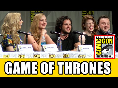 Game of Thrones Season 5 Comic Con Panel 2014