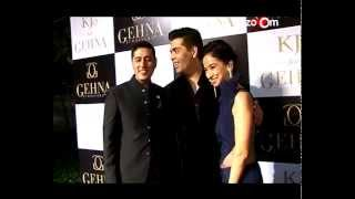 Karan Johar's New Jewellery Collection - Party of the Week