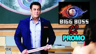 Bigg Boss 12 PROMO | Salman returns as a Teacher - IANSLIVE