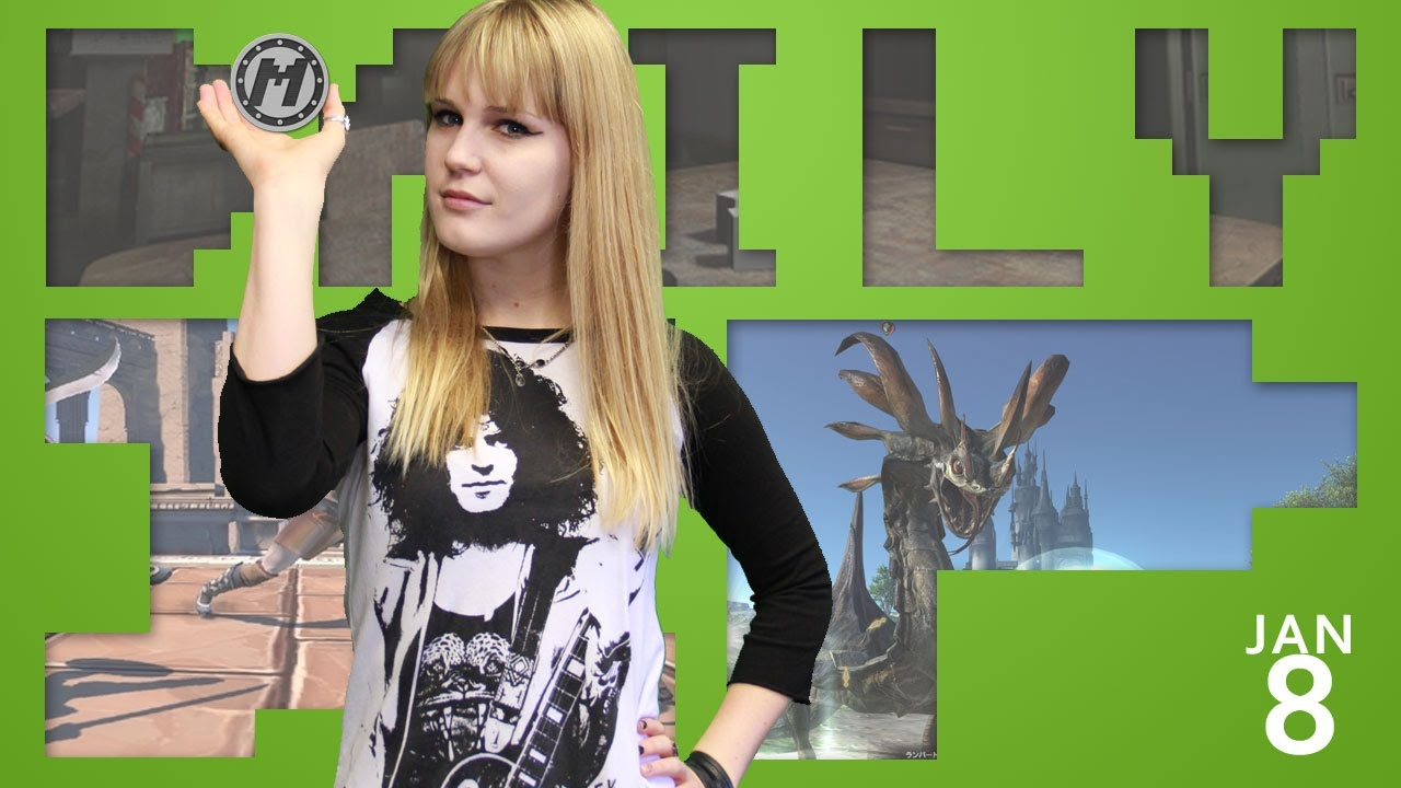 TESO Stress Test, FFXIV and The Repopulation and more! | The Daily XP January 8th