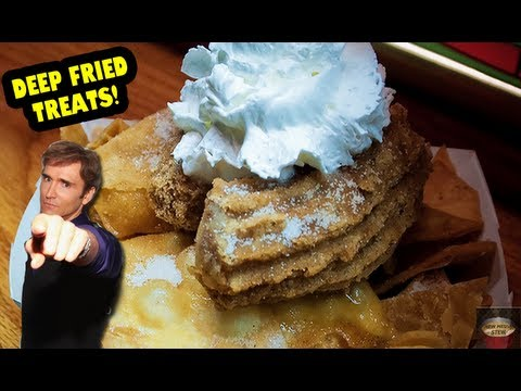 DEEP FRIED OREOS, BUTTER, PICKLES and MORE!