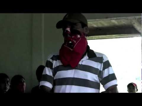 Caravana de solidaridad al nuevo poblado zapatista Comandante Abel