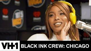 Charmaine Interviews Erica Mena 'Sneak Peek' | Black Ink Crew: Chicago - VH1