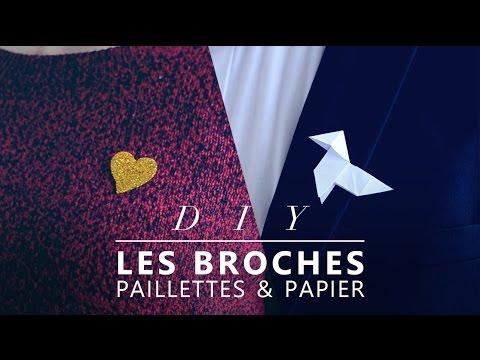 JOUR 20 : FABRIQUER DES BROCHES - IDÉE CADEAU DERNIÈRE MINUTE