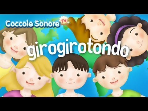 Girogirotondo - Canzoni per bambini di Coccole Sonore