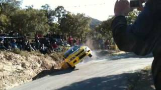 Vido Rallye du Var 2009 ES7 Ferrier Mitsubishi Evo 9 par Octave99F (8307 vues)