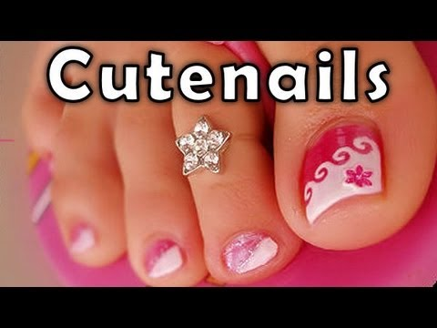 Pedicure tips for perfect toenails by cute nails