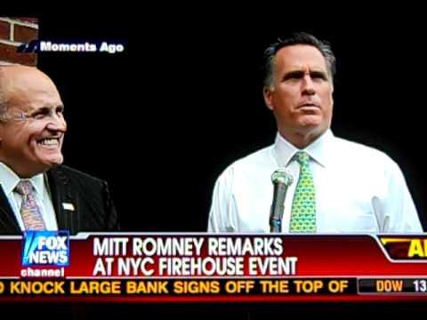 Romney, Interrupted