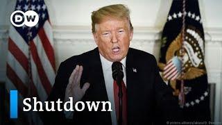 Analysis: Democrats reject Trump DACA-wall compromise | DW News - DEUTSCHEWELLEENGLISH