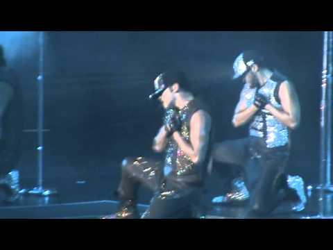 [FANCAM/220511] Love Song - RAIN @ The Best 2011 Rain Asia Tour in Singapore
