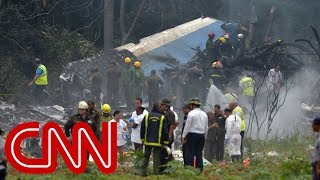 Plane crashes at airport in Havana, Cuba - CNN