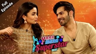 Varun Dhawan - Alia Bhatt Talk About Their Chemistry | YMS 2 | Sat,4th March | Full Episode