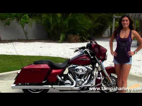 Used 2010 Harley-Davidson FLHX Street Glide for Sale