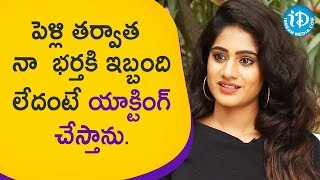 Serial Actress Deepthi Manne About her Future Plans after Marriage   Soap Stars with Anitha #53 - IDREAMMOVIES