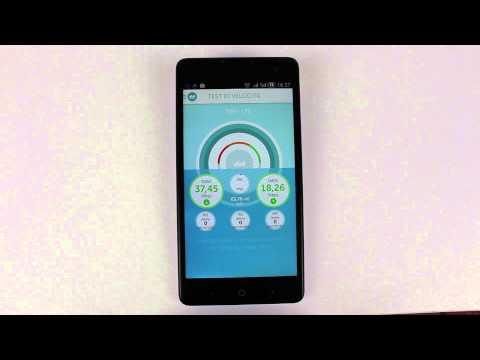 ZTE V5 Max 4G LTE test by GizChina.it