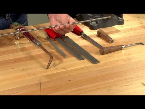 Gunsmithing - How to Make a Flat-Top Checkering Cutter
