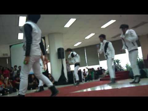 "110629 Kpop Fest by Detikhot - ""NEST"" 2PM cover dance"