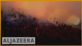 🇺🇸 California wildfires: Number of missing surpasses 1,000 | Al Jazeera English - ALJAZEERAENGLISH