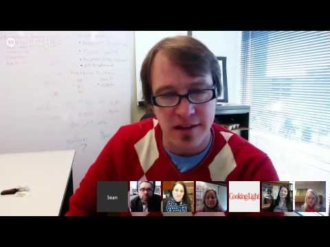Social Diet Hangout: Year End and Look Ahead - Cooking Light
