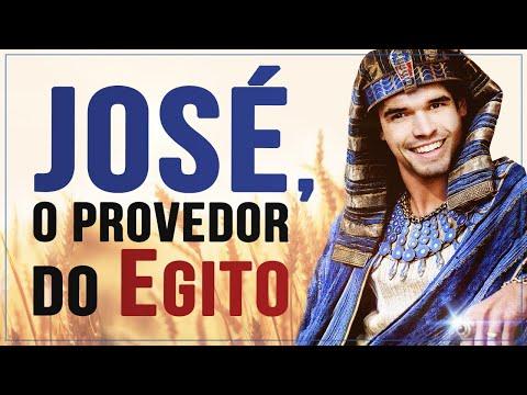JUANRIBE PAGLIARIN - JOSÉ, O PROVEDOR DO EGITO