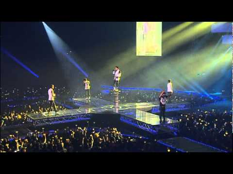2011 15TH YG FAMILY CONCERT - BIGBANG - INTRODUCTION + CAFE